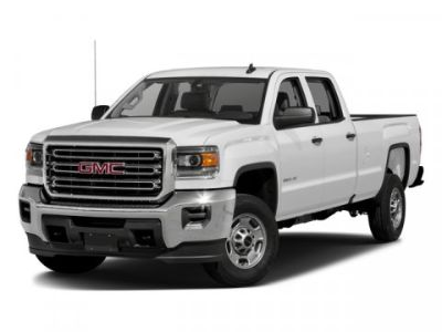 2016 GMC Sierra 2500HD Base (Summit White)