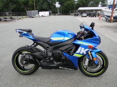 2017 Suzuki GSX-R750 SuperSport Motorcycles Springfield, MA