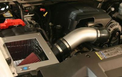 Sell Cold Air Inductions Inc. 2007-08 V8 GM Truck/SUV Cold Air Intake System (CAI) motorcycle in Memphis, Michigan, United States, for US $399.99