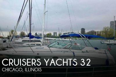 1995 Cruisers 32