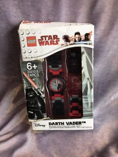 Star Wars buildable watch