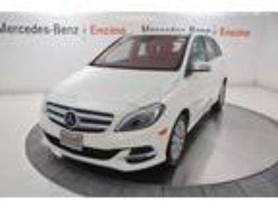 Used 2016 Mercedes-Benz B-Class Cirrus White, 14.2K miles