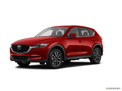 2018 Mazda CX-5 GR TOURING  AUTO (Soul Red Crystal Metallic)