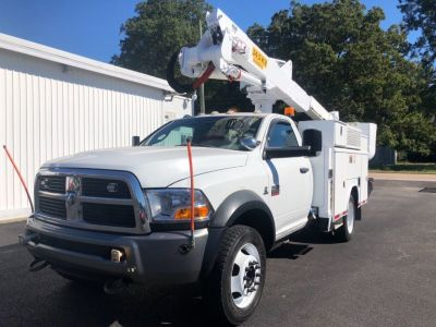 2011 Altec articulating insulated 42 foot working height