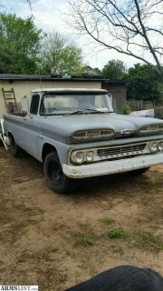 For Sale: 1960 Apache c10