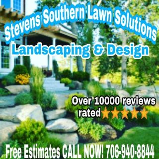 Stevens Southern Lawn Solutions