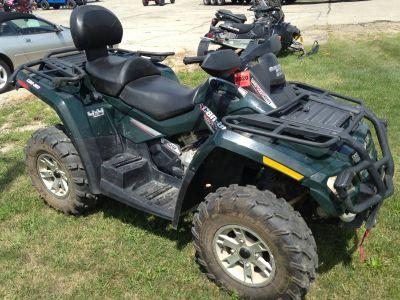 2007 Can-Am Outlander MAX XT 800 H.O. EFI Utility ATVs Elkhorn, WI