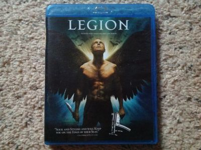 Legion BluRay