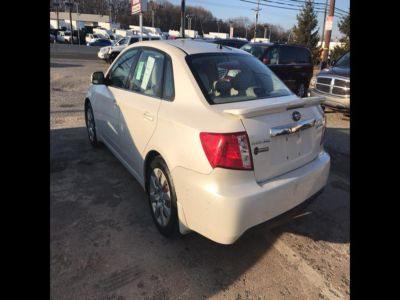 2009 Subaru Impreza 2.5i (Satin White Pearl)