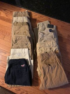 Boys pants and shorts... great condition!