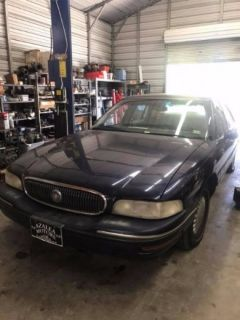 1998 Buick LeSabre 4dr Sdn Custom