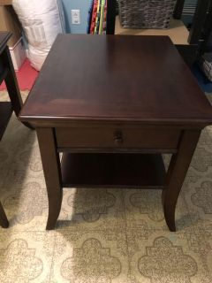 2 Liberty Side tables