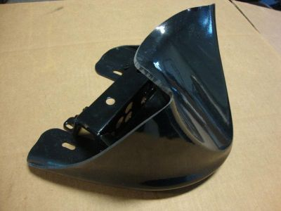 Sell BIG DOG 2005 BULLDOG CHIN SPOILER W/ BRACKETS BDM AIR DAM CUSTOM motorcycle in Lyons, Kansas, US, for US $149.99