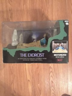 Wow Rare Regan Possessed Discontinued NECA Collector Toy Never Opened