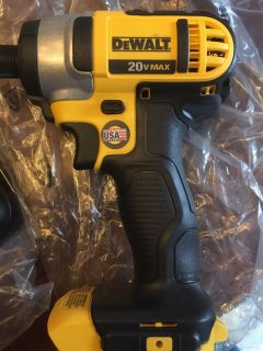 GREAT IMPACT DRILL, brand new, extra battery ( just battery cost 100+) to keep from having to wait!