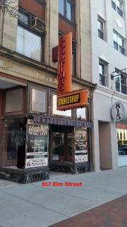 Manchester-Retail storefront for lease