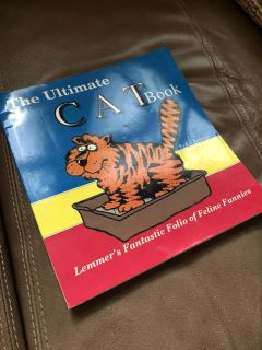 Funny cat lover book