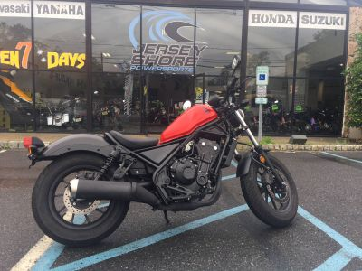 2017 Honda Rebel 500 Cruiser Motorcycles Middletown, NJ