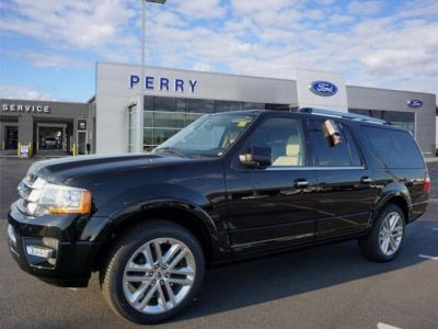 2017 Ford Expedition EL Limited (Shadow Black)