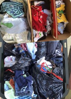 Baby boys clothes $1 each