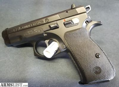 For Sale/Trade: CZ 75 Compact
