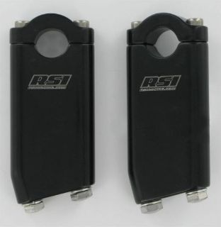 Buy RSI Race Shop Inc. 15 Degree Angled Handlebar Risers - AR-4B-15 - (Pair) motorcycle in Loudon, Tennessee, United States, for US $58.46
