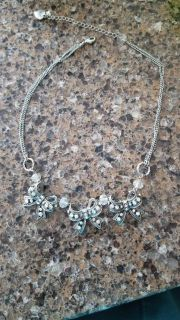 Betsey Johnson necklace wore several times