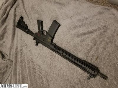 For Sale: Spikes Calico Jack AR15