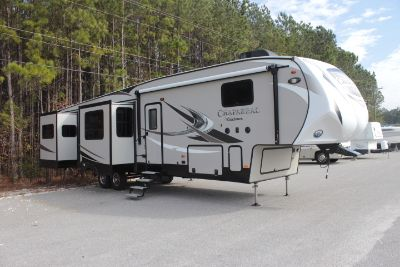 2018 Coachmen By Forest River CHAPARRAL 381RD