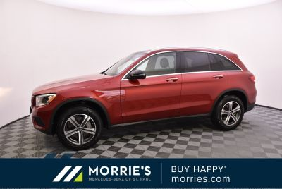 2018 Mercedes-Benz GLC (RED)