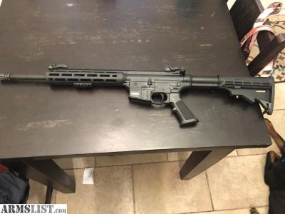 For Sale: S&w 15-22