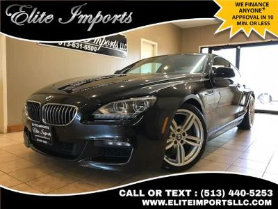 2015 BMW Integra 640i xDrive (Black)