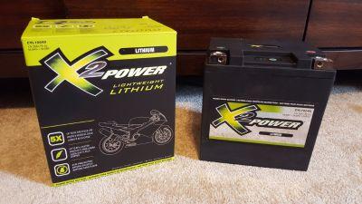 Lightweight Lithium Battery