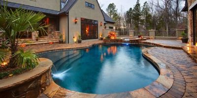 Contemporary Pools  Luxury Swimming Pools in Bonita Springs