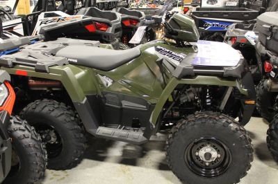 2018 Polaris Sportsman 570 EPS Utility ATVs Adams, MA