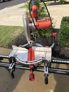 Miter Saw with stand