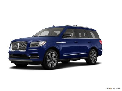 2018 Lincoln Navigator 4X4 (Rhapsody Blue)