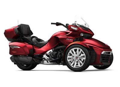 2018 Can-Am Spyder F3 Limited Trikes Motorcycles Massapequa, NY