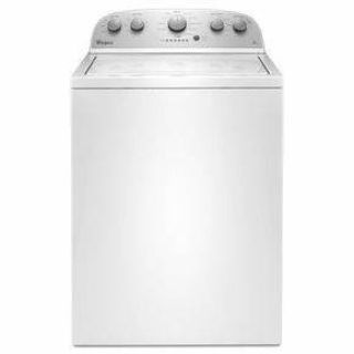 Whirlpool 3.5 cu. ft. High-Efficiency Top Load Washer WTW4816FW