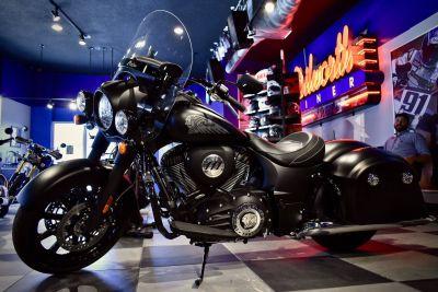 2018 Indian Springfield Dark Horse Cruiser Greensboro, NC
