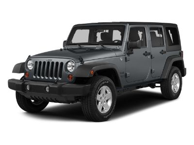 2015 Jeep Wrangler Unlimited Sport (Billet Silver Metallic Clearcoat)