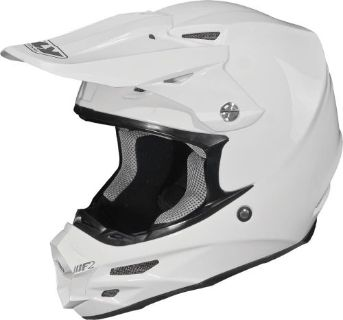 Purchase FLY F2 CARBON FIBER HELMET WHITE motorcycle in Sauk Centre, Minnesota, United States, for US $278.95