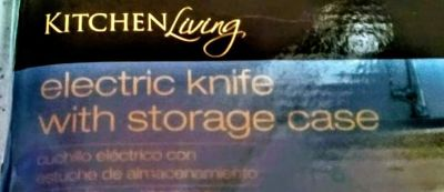ELECTRIC KITCHEN KNIFE