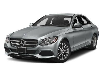 2018 Mercedes-Benz C-Class (Gray)