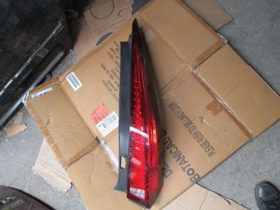 Buy 2010 2011 2012 2013 2014 CADILLAC CTS WAGON RIGHT TAIL LIGHT OEM motorcycle in Wilmington, California, United States, for US $350.00