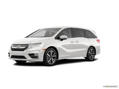 2019 Honda Odyssey 5D 3.5 V6 ELITE 10SP (White Diamond Pearl)