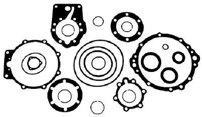 Sell Sierra 2590 P GASKET/SEAL KIT 55-2277 motorcycle in Stuart, Florida, US, for US $77.23