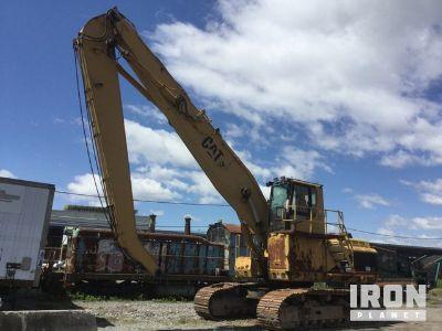 Cat 350MH Track Excavator