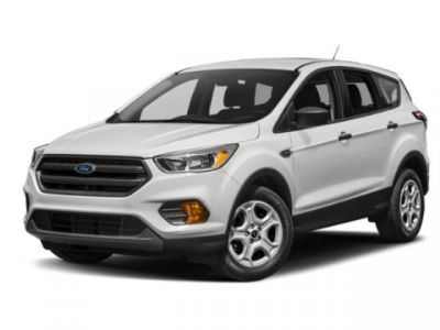 2019 Ford Escape Titanium (Agate Black Metallic)