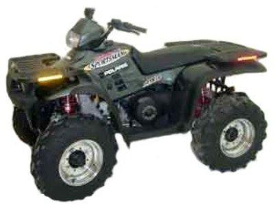 2003 Polaris Sportsman 500 H.O. 3 Wheel Motorcycle ATVs Shawano, WI
